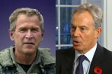 Bush and Blair guilty of 'Crimes against Peace'