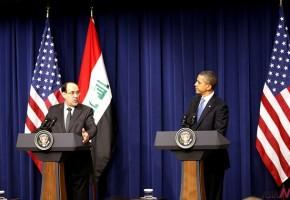 Maliki-Obama, Joint News Conference
