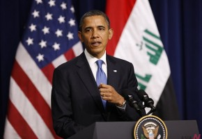 "Obama ""War in Iraq Ends This Month"""