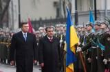 Tajik President officially Visits to Ukraine