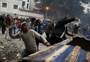 Protesters Clashes with Police, Two Were Killed