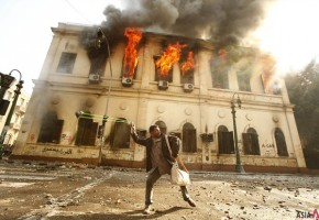 Egypt Protest Death Toll Risen to Eight