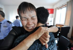 Family Reunion after 23 Years Abduction