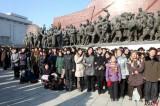 <Kim Jong-il dead> Pyoungyang Sank into Deep Sorrow