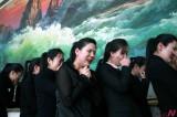 <Kim Jong-il dead> DPRK People Mourn in Beijing
