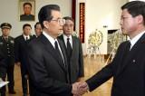 <Kim Jong-il dead> Hu Jintao Condoles at DPRK Embassy in Beijing