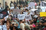 Egyptian Women Got Angry against Military