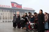 <Kim Jong-il dead> NK People Offer Condolence in P'yang