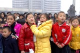 <Kim Jong-il dead> NK Children're Crying for Kim