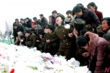 <Kim Jong-il dead> P'yang, Filled with Wailing People
