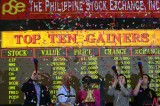 Philippine Stock Market Ends with 0.81% Higher