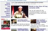 <Top N> Iraq on 9 January 2012
