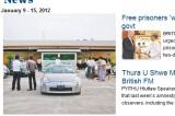 <Top N> Burma on 11 January 2012