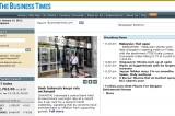 <Top N> Singapore on 13 January 2012