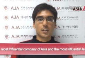 [The AsiaN Video] The most influential company of Asia and the most influential leader
