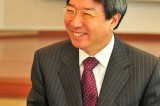 Korean Former PM Chung Made a Speech at GCF in Saudi Arabia