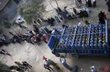 Egyptians Concern Gas Shortage