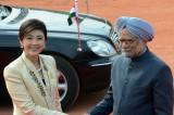 When Thai PM Meets Indian PM