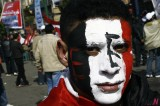 Egyptians Mark the1st Anniversary of Arab Spring