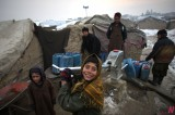 Displaced Families in Afghanistan