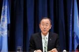 Ban Ki-moon's Remarks on 5 Yr Action Agenda