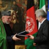Italy Signs Cooperation Agreement with Afghan