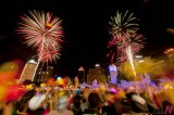 Malaysians Celebrate New Year