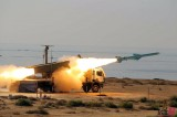 Iran Launches its Missiles for Test