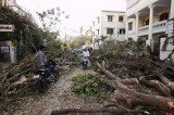 India Cyclone, Killed over 40