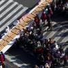 Mexicans Enjoy 'Rosca de Reyes'