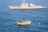 US Navy Rescue 13 Iranians from Pirates