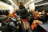 NY, No Pants Subway Ride Day