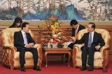 President Lee Meets Chinese PM