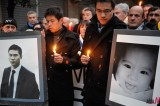 Robber Killed Chinese Family in Rome