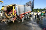 A Truck Accident in Philippines Left 5 Dead