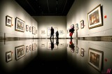 A Scenery of Chinese Art Exhibition