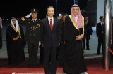Wen Jia-bao Visits Saudi Arabia