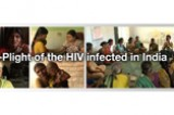 Plight of HIV infected in India