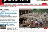 <Top N> Indonesia on 28 February 2012