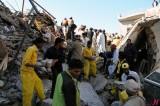 Pakistan Factory Collapse, 3 Dead