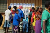 Papua New Guinea Ferry Sink, 100 Missing