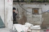 AL envoy rejects military action against Syria
