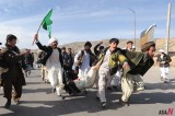 Afghans Protest Against Quran Burning by US Troops
