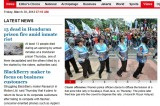 <Top N> Major news in Indonesia on March 30 2012