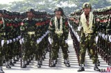 Burma Celebrates 67th Armed Forces Day