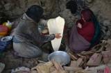 Afghan Women Thrown in Workplace