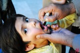 Pakistan has 198 Polio in 2011