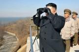 Kim Jong-un Inspects Military Drill
