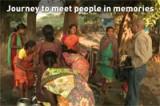 A journey to meet people in memories