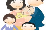 Families with 3 kids or more show steady rise